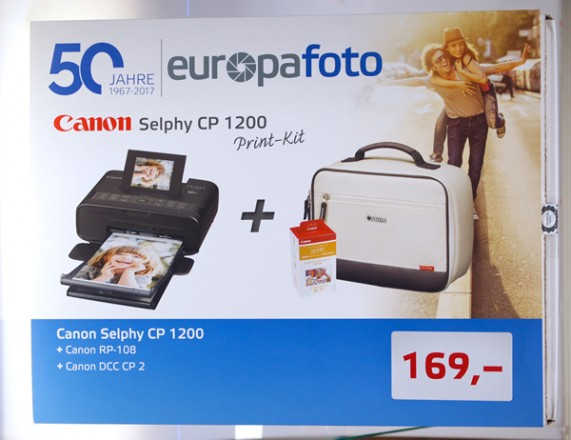 Canon Selphy CP 1200