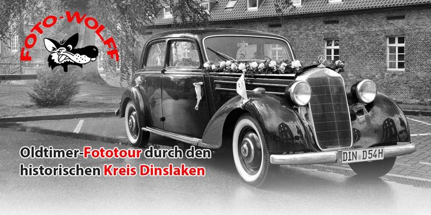 Neu: Oldtimer-Tour durch den historischen Kreis Dinslaken