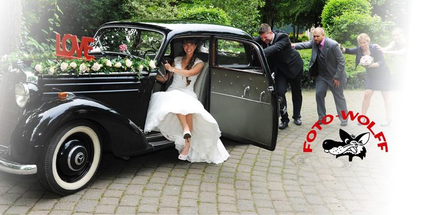 Foto Wolff ist ihr Hochzeitsfotograf in Dinslaken, Voerde, Hünxe, Wesel, Duisburg und Umgebung