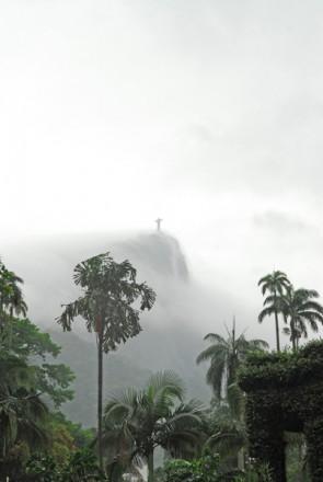 Foto-Wolff-Foto des Monats März 2020: Christusstatue auf dem Corcovado in Rio de Janeiro, von Wilhelm Krebber