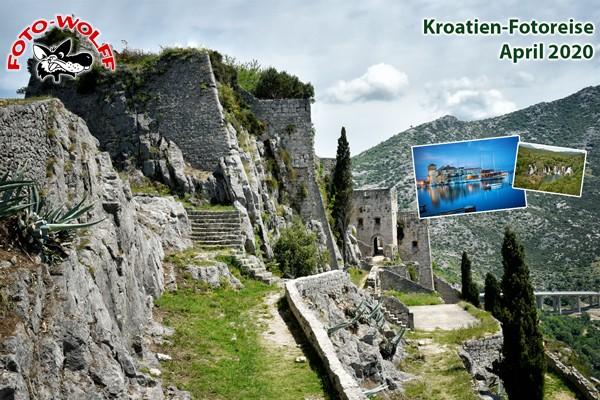 Kroatien-Fotoreise April 2020 mit Foto Wolff Dinslaken
