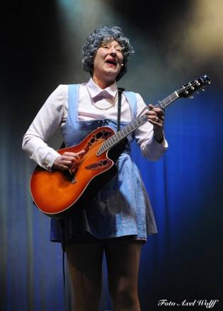Fantastival 2017 im Burgtheater Dinslaken: Frau Sierp