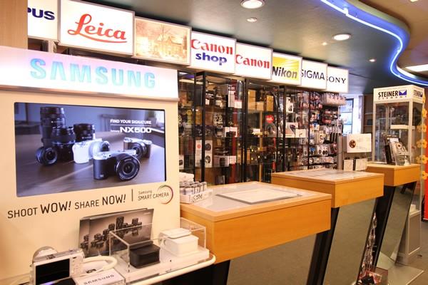 Das Foto Wolff-Ladenlokal: Beratungsplätze