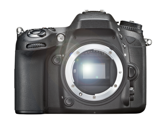 Kamera Check-und-Clean-Service