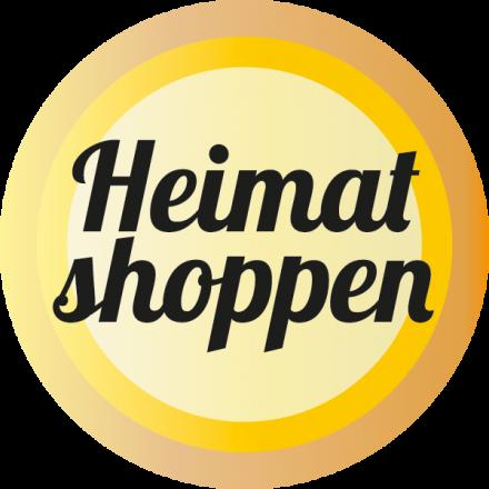 Logo Heimat shoppen der IHK