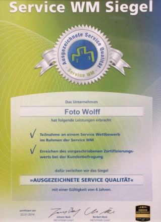 Service WM-Siegel Foto Wolfff Dinslaken 2014