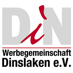 Logo der Werbegemeinschaft Dinslaken e. V.