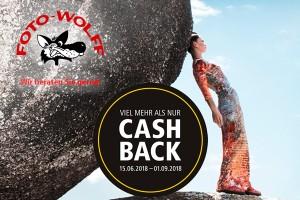 Cashback-Aktion von Nikon 15. Juni bis 1. September 2018