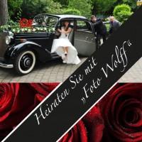Hochzeitsfotograf Foto Wolff - Infos und Preise in einer Broschüre