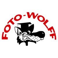 Der Wolf von Foto Wolff mit Doktorhut