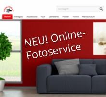 Neu bei Foto Wolff: Online-Fotoservice