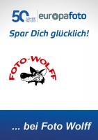 Spar Dich glücklich - europafoto-Pakete zum Aktionspreis bei Foto Wolff