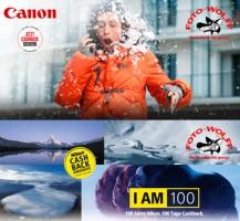 Cashback-Aktionen von Canon und Nikon November 2017 bis Januar 2018