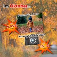 Oktober-Sonderangebot bei Foto Wolff in Dinslaken