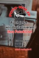 Auch jetzt - wir digitalisieren Ihre Fotokiste - Fotoarbeiten-Sonderangebot im April 2020