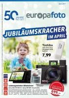 europafoto-Prospekt April 2017