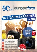 europafoto-Prospekt Mai 2017