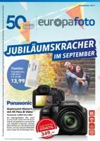 europafoto-Prospekt September 2017