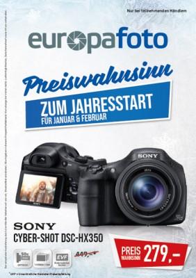 europafoto Prospekt Beilage Januar Februar 2019