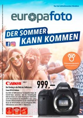 europafoto Sommerprospekt 2018