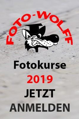 Foto Wolff Fotokurs-Termine 2019 in Dinslaken
