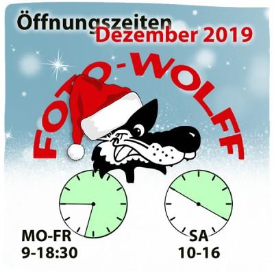 Foto Wolff Dinslaken Öffnungszeiten im Dezember Advent 2019