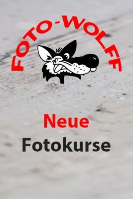 Neue Fotokurse bei Foto Wolff